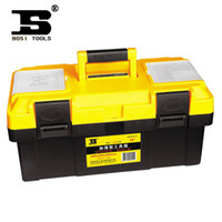 Wholesale Persian Hardware Tools Toolbox inch a professional thick plastic toolbox BS521015 genuine
