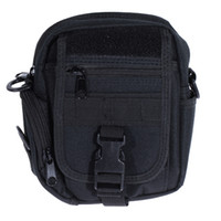 Wholesale Portable High Quality Multi function Waist Pack Black