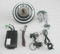 Wholesale Bicycle Conversion Kits V W Rear Wheel Motor Cycling Essential Accessories DIY Electric Bike Motor Kit