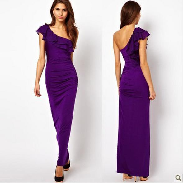 Purple Dresses For Women - Dresses 2017