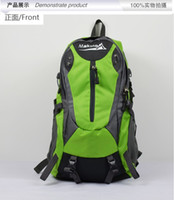 Wholesale 2013 Hot Outdoor backpack mountaineering bags shoulder bag unisex L backpack