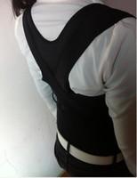 men and lady Bodysuit  Custom Made Adult Correct Posture Corrector Back Support Shapers Belt Vest Brace
