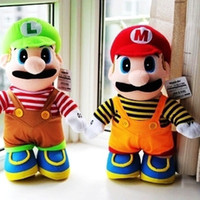 big brother movie - Big stuffed doll Super Mario Brothers Bros plush toys inch cm Plush Toy