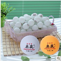 Wholesale aoying Nice mm Stars Best White Table Tennis Balls Ping Pong Balls Ping Pong Big Balls