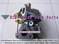 Wholesale Hot sale in stock RHB31 VZ21 Turbocharger For SUZUKI Jimmy mini car cc cc engine MOTORCYCLE QUAD RHINO Dune buggy modify HP HP