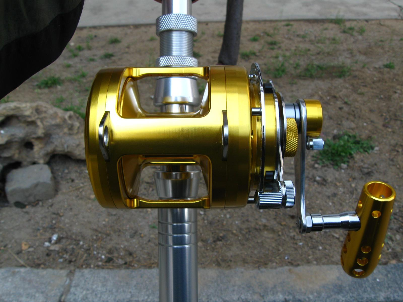 Some updated answers on finding central factors in game for Big game fishing reels
