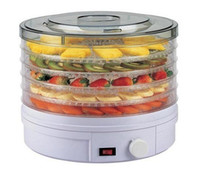 Wholesale Hot Selling Tray Electric Food Dehydrator Convection Air Flow Vegetable Fruit Drying Dehydration Machine
