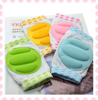 Wholesale Baby Kids Children Crawl Protect Knee Pads Caps Safety Comfortable Colors