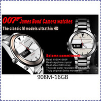 Wholesale M Wristwatch P HD IR spy Camera watch video Watch DVR Motion Detection Cam Recorder Camcorder GB
