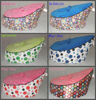 Wholesale Baby Bean Bag Children Sofa Chair Cover Soft Snuggle Bed Two Top Covers and one with Harness Strap mix order