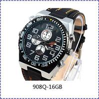 Wholesale Q Wristwatch P HD IR spy Camera Wristwatch Video Wristwatch dvr Night Vision Watch DVR GB GB