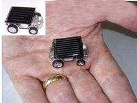 Wholesale Lowest Price New Solar Toys Gift Super Mini Toys Solar Energy Intelligent Car