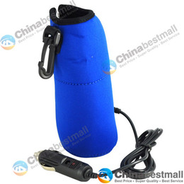Wholesale 12V Universal Travel Food Milk Bottle Cup Warmer Heater in Car For Baby Kids