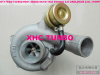 Wholesale NEW GT1752S S A101 turbocharger for KIA Sorento CRDI D4CB L HP