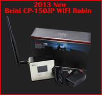 Wholesale 2013 New Mbps Beini CP JP Wifi Robin Wireless Terminal Router Wifirobin Upgrade ANTCOR G Wireless WIFI WLAN WEP WPA decoder unlocker