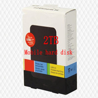 Wholesale 2TB External Hard Drive T Mobile Hard disk drive Portable hard drive