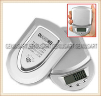 Wholesale Mini Pocket Diamond Jewelry Gold Gram Digital Electronic Jewelry Scale Weight Scale
