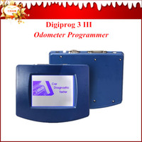 Wholesale DHL Free Universal Car Mileage KM Change DigiProgIII odometer correction tool DigiProg obd4