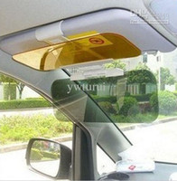 acrylic Front Windshield Shades  Car Interior Sunshade Goggles Car Night Vision Goggles Day and Night Anti-dazzle Mirror