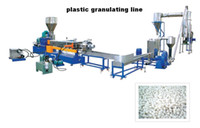 Wholesale plastic granulating line