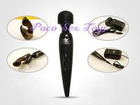 Male magic wand massager - premium Magic Wand Massager av vibrator Waterproof Sex toys adult products G Spot stimulation body massager