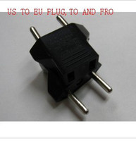 Wholesale EMS US to EU AC Power Plug Travel Converter Adapter