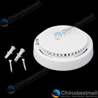 Detector de Humo inalámbrico/sensor de Alarma Inalámbrica GSM Sistema de Alarma de Incendio para la Residencia de la Casa de Seguridad