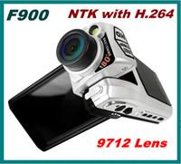 Wholesale F900LHD Car DVR MP P fps Video Quality the similar as DOD HDMI Novatek chipset F900 car camera free ship