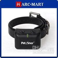 Wholesale Rechargeable No Bark Collar Anti Bark Dog Shock Collar Waterproof for Large Dogs HK332