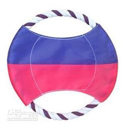 Wholesale dog frisbee pet toy disc training pads pet suppliers E018