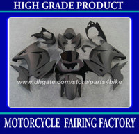 Wholesale Customize racing fairing kit for Kawasaki Ninja R ZX250R EX250 fairings motorcycle flat black body rx5b