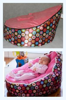 Online Cheap Hot Baby Bean Bag Kids Sofa Chair Snuggle Bed Cover