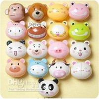 Wholesale Fashion cute Cartoon family Automatic toothbrush holder Automatic Toothpaste Dispense