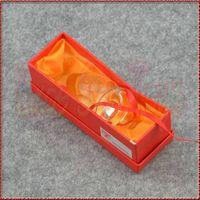 El envío libre, pene cristalino , consoladores de cristal anal juguete , juguetes adultos del sexo para la hembra , productos del sexo , Vidrio Butt Plug , Plug Tail , Juguete de vidrio