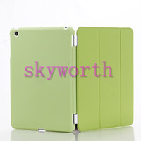 Wholesale Front Back Smart Cover Anti Glare Back Partner Case Full Body Protection for ipad mini Case