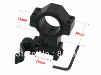 adjustable scope rings - 25 mm mm Adjustable scope rings weaver mount rail for Laser Sight Mount with mm Rail