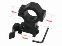 adjustable scope rings - High quality mm mm Adjustable scope rings weaver scope mount for Sight Mount with mm Rail