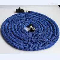 Wholesale 25FT FT FT Expandable amp Flexible Water Garden Hose Flexible Water Wash The Car Pipe