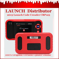 Wholesale Top Rated original Multi function Auto Code Reader Scanner Launch Creader crp OBD