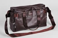Men Plain Genuine Leather Mens Leather Bags Designer F Tote One Shoulder Handle Hot PU Versatile Handbag Messenger Shoulder Bag For Men Free Shipping