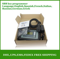 Code Reader benz key programer - 2013 Hot SBB key programmer SBB SBB version Key Programmer key programer with
