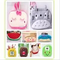 Wholesale Store Special Offer Cartoon Plush Pen Pencil BAG Pouch Case Packs Pendant Cosmetic Pouch Bag Case Coin Purse Wallet BAG