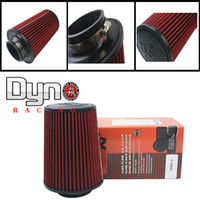 Wholesale Dyno New Universal mm neck and mm height K amp N Cold Air Intake Air Filter
