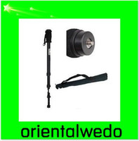 Wholesale Aluminium ballhead monopod quot FOR camera Case NEW top sale
