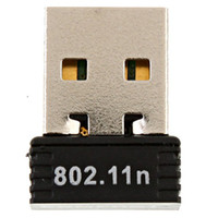 Wholesale COMFAST CF WU710N Mbps Wireless N Mini Smallest USB Adapter b g n