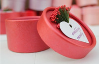 Wholesale European creative wedding candy box personalized candy box candy box back to the Gift