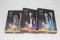 Wholesale 10pcs Hot Selling Mini Soul SL700 Soul By Ludacris Ear Earphone Headset Headphone For Apple Ipod Iphone