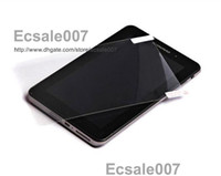 Wholesale Perfect Style Screen Protector for Epad iRobot inch Tablet PC MID Android