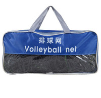 Wholesale Volleyball net standard volleyball net volleyball frame net top sale
