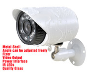 Wholesale CCTV Outdoor Security Camera Weatherproof Day Night Vision Surveillance tvl